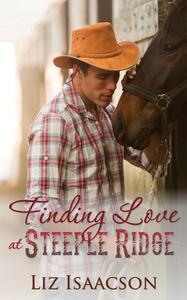 Libro FINDING LOVE AT STEEPLE RIDGE