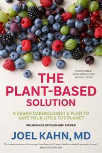 Libro THE PLANT-BASED SOLUTION