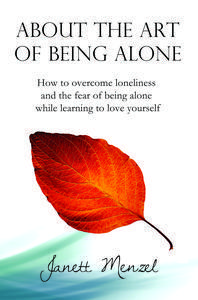 Libro ABOUT THE ART OF BEING ALONE