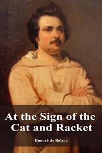 Libro AT THE SIGN OF THE CAT AND RACKET