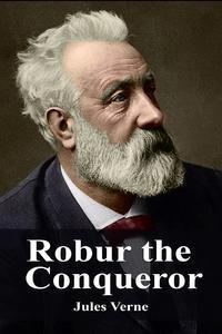 Libro ROBUR THE CONQUEROR