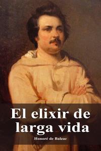 Libro EL ELIXIR DE LARGA VIDA