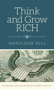 Libro THINK AND GROW RICH