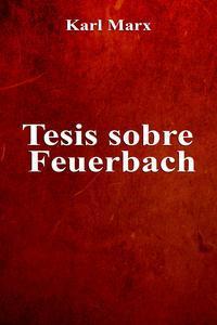 Libro TESIS SOBRE FEUERBACH