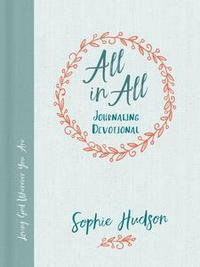 Libro ALL IN ALL JOURNALING DEVOTIONAL