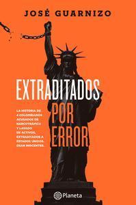 Libro EXTRADITADOS POR ERROR