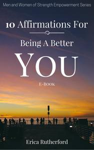 Libro 10 AFFIRMATIONS FOR BEING A BETTER YOU