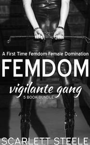 Libro FEMDOM VIGILANTE GANG - A FIRST TIME FEMDOM FEMALE DOMINATION 5 BOOK BUNDLE