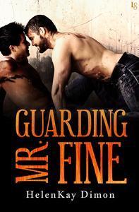 Libro GUARDING MR. FINE