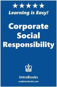 Libro CORPORATE SOCIAL RESPONSIBILITY