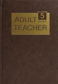 Libro ADULT TEACHER VOLUME 5