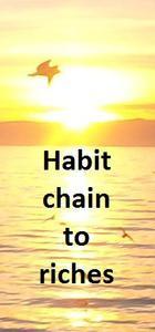 Libro HABIT CHAIN TO RICHES