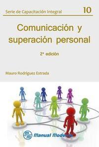 Libro COMUNICACIÓN Y SUPERACIÓN PERSONAL