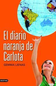 Libro EL DIARIO NARANJA DE CARLOTA