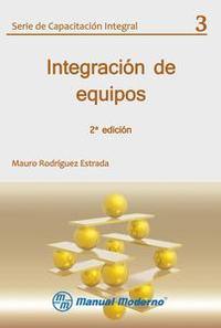 Libro INTEGRACIÓN DE EQUIPOS