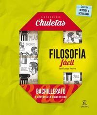Libro FILOSOFÍA FÁCIL PARA BACHILLERATO