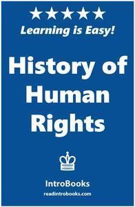 Libro HISTORY OF HUMAN RIGHTS