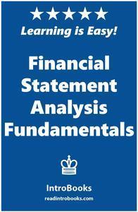 Libro FINANCIAL STATEMENT ANALYSIS FUNDAMENTALS