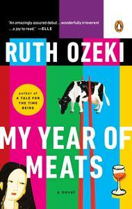 Libro MY YEAR OF MEATS