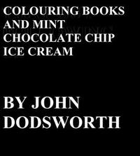Libro COLOURING BOOKS AND MINT CHOCOLATE CHIP ICE CREAM