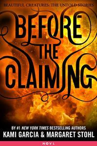 Libro BEFORE THE CLAIMING