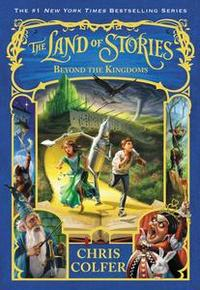 Libro THE LAND OF STORIES: BEYOND THE KINGDOMS