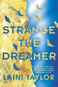 Libro STRANGE THE DREAMER