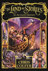 Libro THE LAND OF STORIES: AN AUTHOR'S ODYSSEY