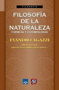 Libro FILOSOFÍA DE LA NATURALEZA