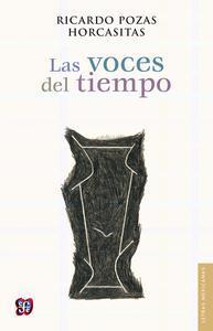 Libro LAS VOCES DEL TIEMPO
