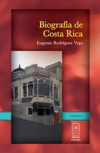 Libro BIOGRAFÍA DE COSTA RICA