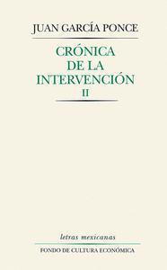 Libro CRÓNICA DE LA INTERVENCIÓN, II