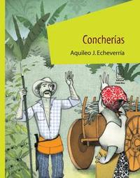 Libro CONCHERÍAS
