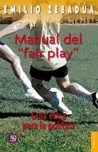 "Libro MANUAL DEL ""FAIR PLAY"""