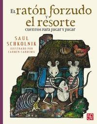 Libro EL RATÓN FORZUDO Y EL RESORTE