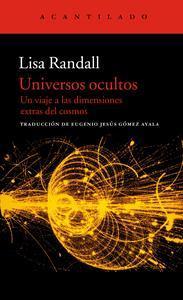 Libro UNIVERSOS OCULTOS