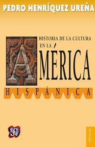 Libro HISTORIA DE LA CULTURA EN LA AMÉRICA HISPÁNICA