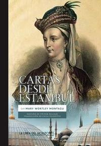 Libro CARTAS DESDE ESTAMBUL
