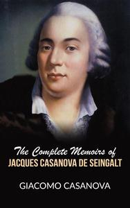 Libro THE COMPLETE MEMOIRS OF JACQUES CASANOVA DE SEINGALT