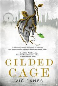Libro GILDED CAGE