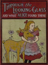 Libro THROUGH THE LOOKING-GLASS AND WHAT ALICE FOUND THERE