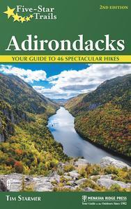 Libro FIVE-STAR TRAILS: ADIRONDACKS