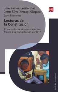 Libro LECTURAS DE LA CONSTITUCIÓN
