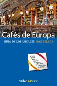 Libro CAFÉS DE EUROPA