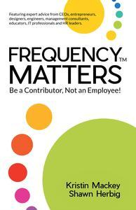 Libro FREQUENCY MATTERS ™