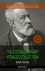 Libro JULES VERNE: THE EXTRAORDINARY VOYAGES COLLECTION