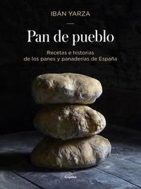 Libro PAN DE PUEBLO