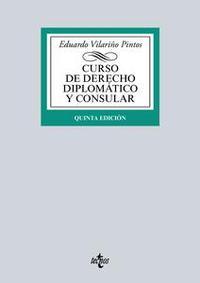 Libro CURSO DE DERECHO DIPLOMÁTICO Y CONSULAR