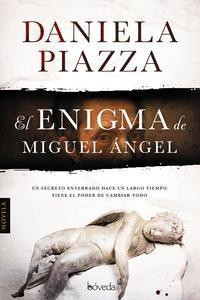 Libro EL ENIGMA MIGUEL ÁNGEL