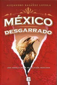 Libro MÉXICO DESGARRADO